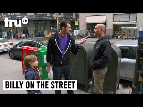 Billy on the Street - Jacob Tremblay Is More  Successful Than You
