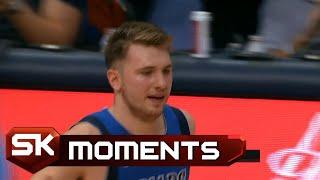 Luka Dončić Najbolji Inostrani Igrač 7. Novembra u NBA   SPORT KLUB Košarka