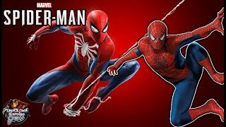 Marvel's Spider-Man with 2002 Soundtrack