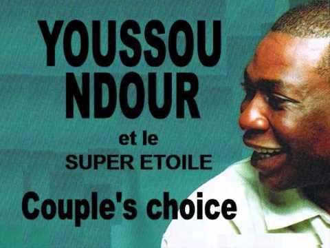 E Youssou Ndour chante Couple's choice
