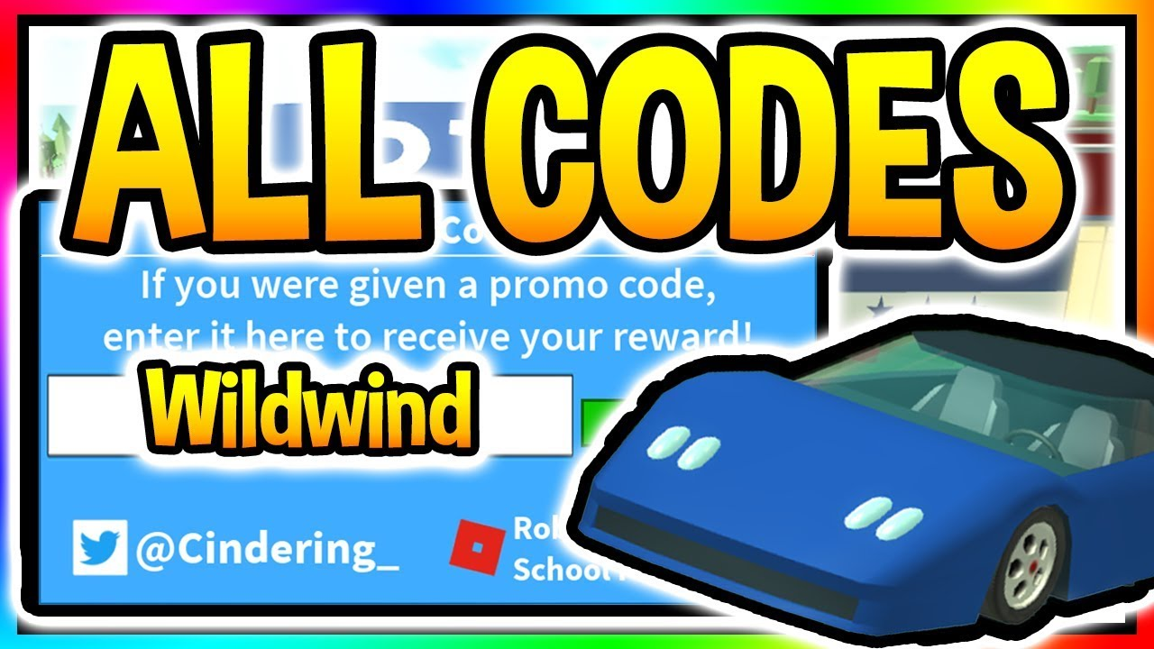 All New Codes In Roblox High School 2 Youtube