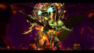 World of Warcraft - реплики Императорского Визиря Зор'лока.