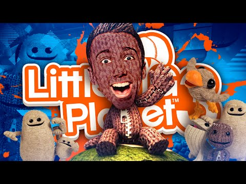 LITTLE BIG PLANET 3!!!!!!!