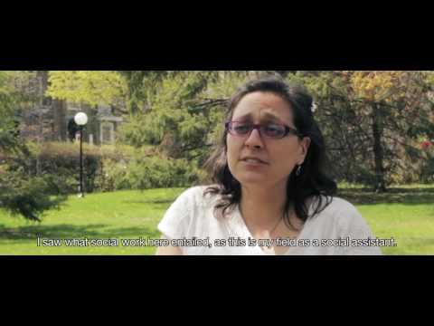 Natacha | Arriver à Montréal | Coming to Montreal