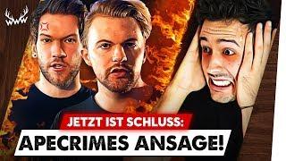 Skandal: ApeCrime-Ansage an PrankBros! • CrispyRob: KOCHBUCH ist da!   #WWW
