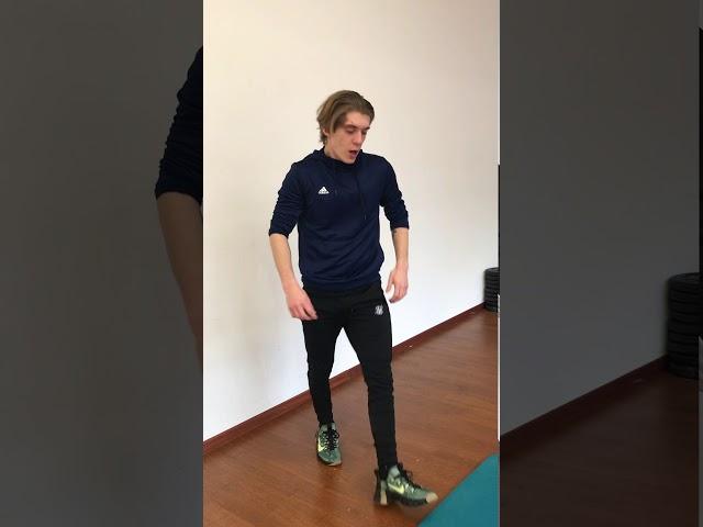 Bein-Training ohne Equipment