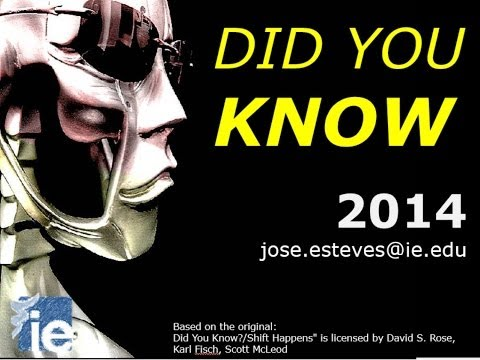 Did You Know 2014