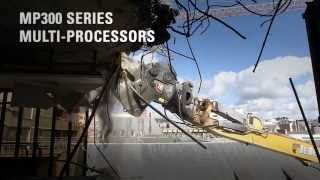 New CAT MP300 Series Multi-Processors