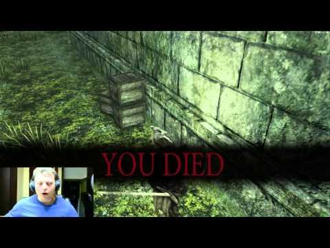 Dark Souls II no death run Fails |