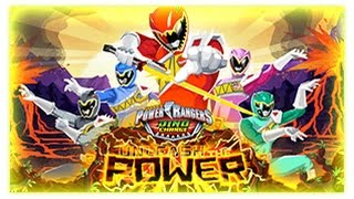 Power Rangers - Dino Charge Unleash The Power ! - Power Rangers Games