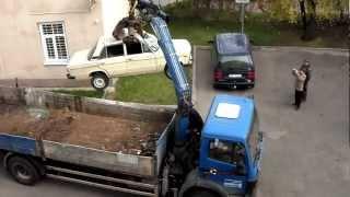 видео Эвакуация за неправильную парковку: почему и куда эвакуируют авто