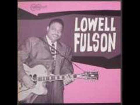Lowell Fulson / Black Nights