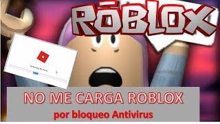 UNLOCK ROBLOX WHEN ANTIVIRUS DOES NOT LEAVE THIRD PARTY CHARGE