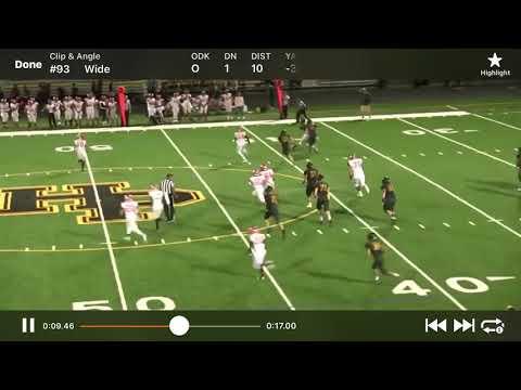 Ethan Gayle Hanover Park high school highlights