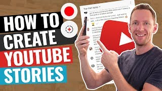 YouTube Stories Tutorial (+ everything you need to know!)