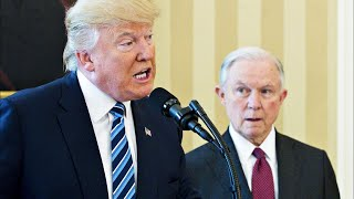 Trump Trashes His Own Attorney General. Again.