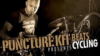 Puncture Kit 'Beats Cycling' - Acoustic Drum Loops Sampled Kits
