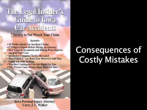 Iowa Car Crash Des Moines Attorney lawyer