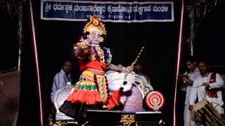 Yakshagana Manmatha by Chandrashekara Dharmasthala Padya Puthige 1