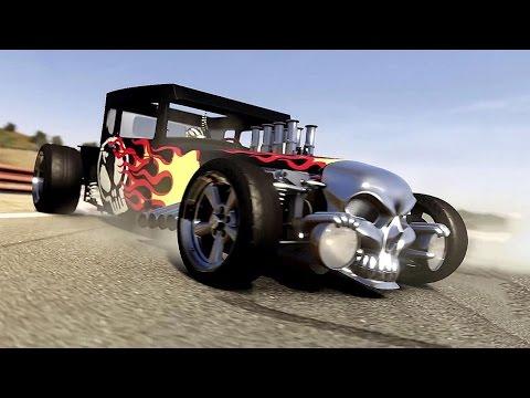 FORZA MOTORSPORT 6 - Hot Wheels Car Pack Trailer