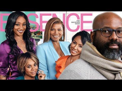 GirlChat: Shea Moisture Founder Redeems Himself - Returns Essence Magazine  to Black Ownership
