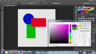 Tutorial Photoshop Español - Añadir foto a un marco