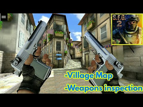 Special Forces Group 2 New Update V3.1|New Map Village|Weapons Inspection