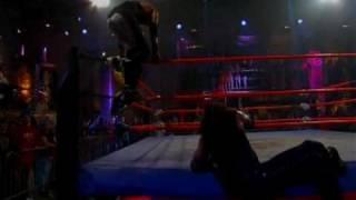 Vampiro vs Syxx Pac For the WSX Championship
