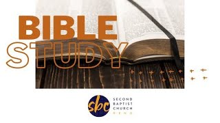 It's More Than Sunday - Bible Study