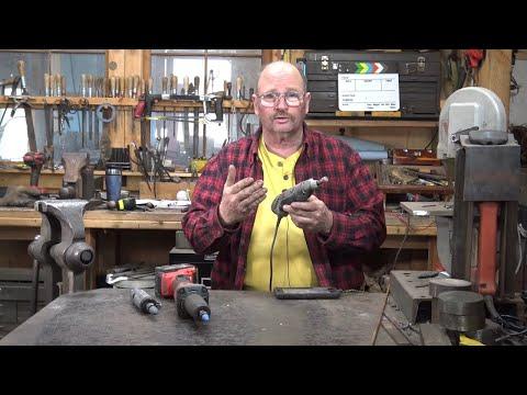 Rotary tools, a lighter duty alternative