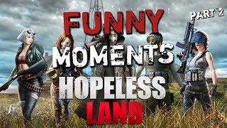 HOPELESS LAND FUNNY MOMENTS | Смешные моменты