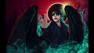*EXCLUSIVE* Marilyn Manson - JUST A CAR CRASH AWAY - WITH ORCHESTRA (Music Video)
