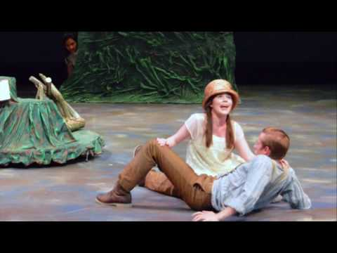 AS YOU LIKE IT Trailer - Michigan Shakespeare Festival 2016