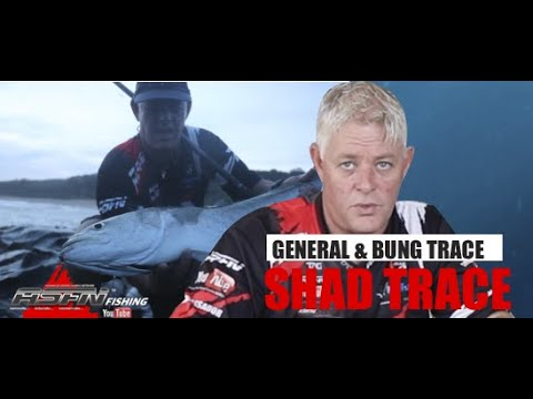 HOW TO: Make The General Shad & Bung Trace [ASFN Fishing] #fishing #Bluefish #Tailor