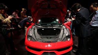 Ferrari May Make Sergio Marchionne New CEO