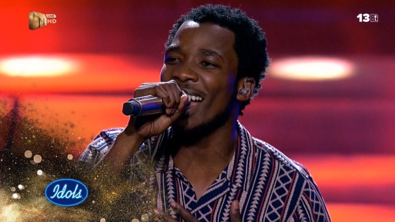 Top 2: Luyolo – 'Abangani' – Idols SA #1
