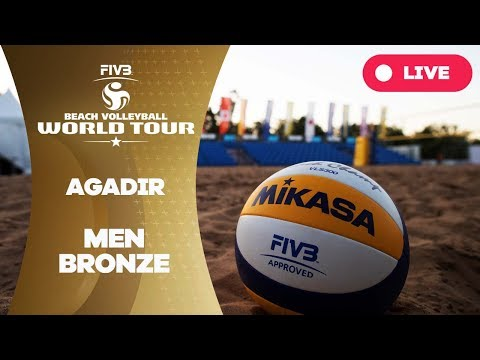 Agadir 1-Star 2017 - Men Bronze - Beach Volleyball World Tour