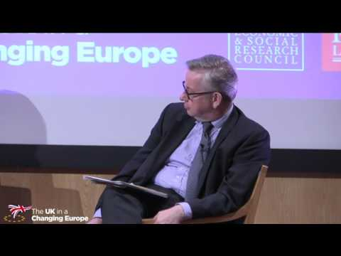 Politicians, economists, and the public debate: Michael Gove V Jonathan Portes