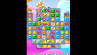 Candy Crush Jelly Saga Level 153 - NO BOOSTERS