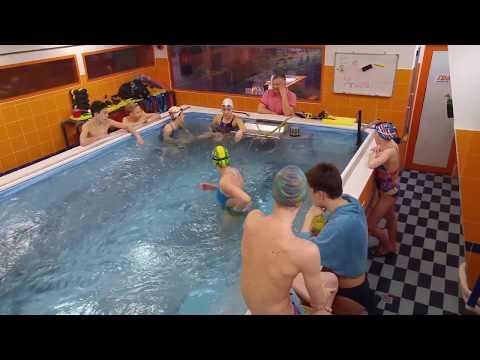 Плавание. Endless Pools. Пловцы из спортивных школ Алматы