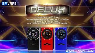 Hugo Vapor Delux 220W Mod