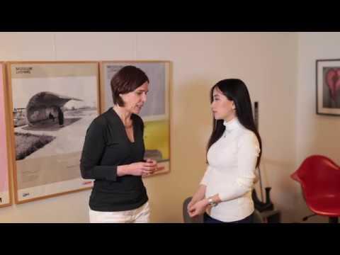 Met één been op de werkvloer: Sonja Zweegman met Vy Lan