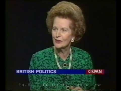 Margaret Thatcher On Her Path To Power