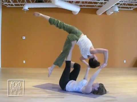 Acro Santa Fe. situation: flow.