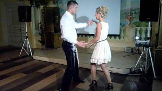 Свадебный танец - грязные танцы - dirty dancing - the time of my life .avi
