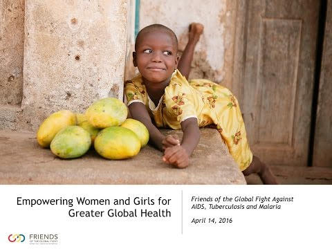 Empowering Women & Girls for Greater Global Health