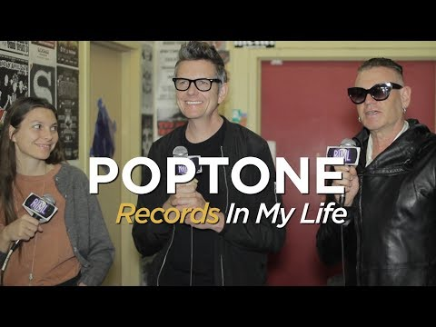 Poptone: Daniel Ash, Kevin Haskins, Diva on Records In My Life (2018 interview) Mp3
