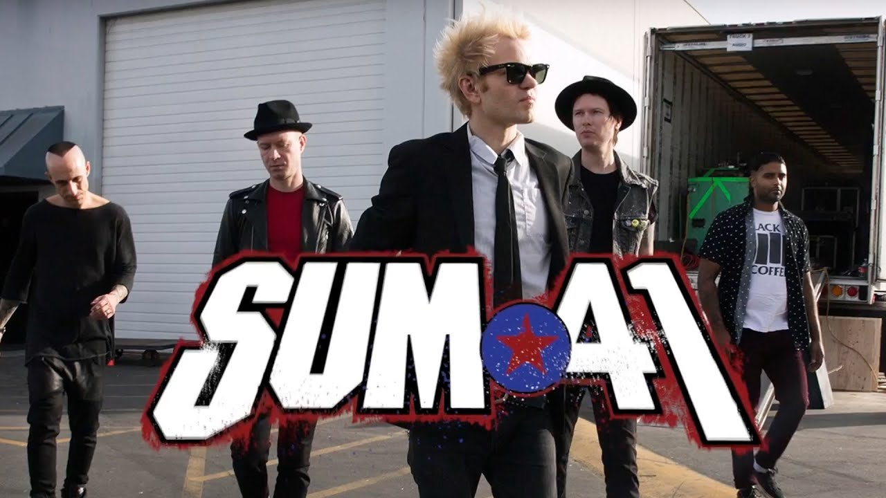 welcome sum 41 to the hopeless family youtube. Black Bedroom Furniture Sets. Home Design Ideas