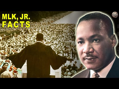 Little Known Facts About Martin Luther King, Jr.