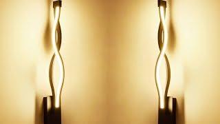 Крутая настенная светодиодная Бра в спальню | алиэкспресс обзор